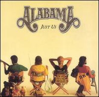 Just Us (Alabama album) - Image: Alabama Just Us