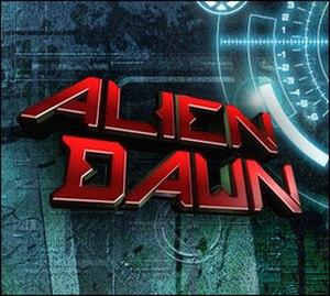 Alien Dawn - Image: Alien Dawn Logo