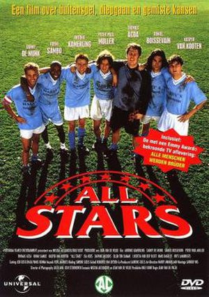 All Stars (1997 film) - DVD Cover