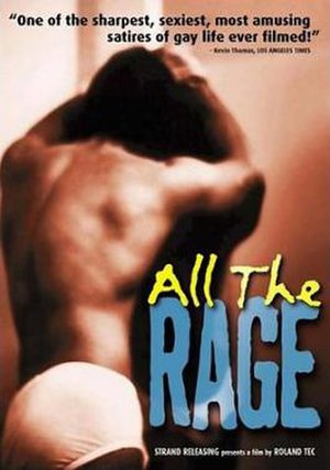 All the Rage (film) - Movie Poster