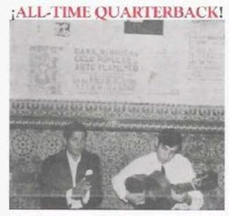 ¡All-Time Quarterback! (album) - Image: All time quarterback