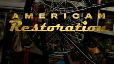 Picture of a TV show: American Restoration