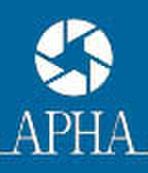 American Public Health Association - Image: American public health association logo