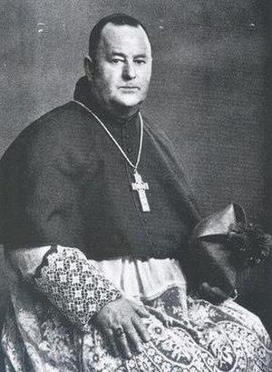 James Scanlan - Image: Archbishop James Scanlan