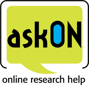 Ask Ontario - Image: Ask ON logo
