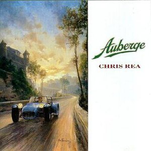 Lotus Seven - Cover of Chris Rea's album featuring his own car