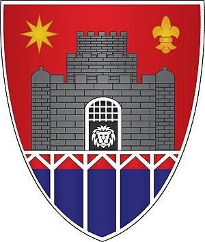 Bridgwater & Albion - Image: BARFC Club Crest