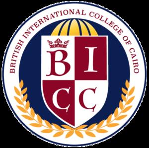 British International College of Cairo - Image: BICC College Logo