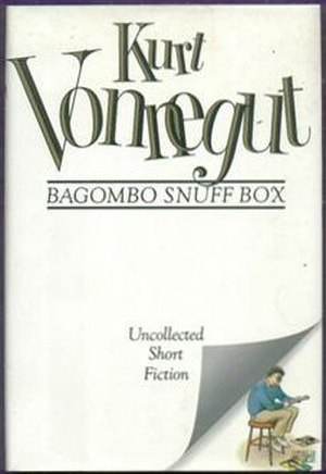 Bagombo Snuff Box - First edition