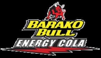 Barako Bull Energy - Image: Barako Bull Energy Cola team logo