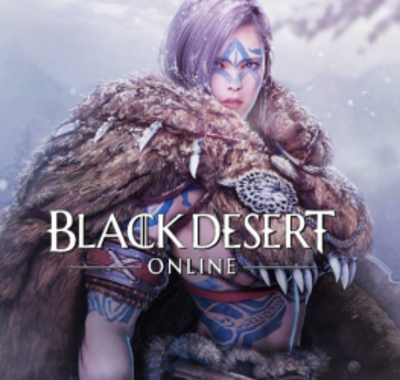 Picture of a game: Black Desert