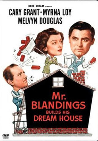 Mr. Blandings Builds His Dream House - DVD cover