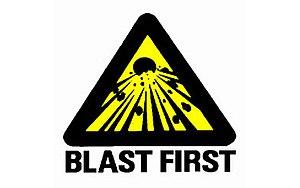 Blast First - Image: Blast First logo