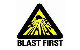 Blast First British record label
