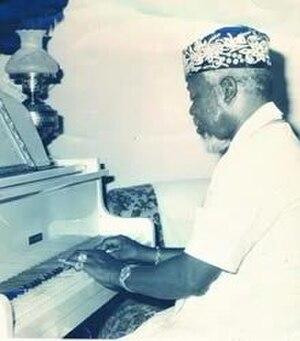 Bobby Benson - Image: Bobby Benson Nigeria