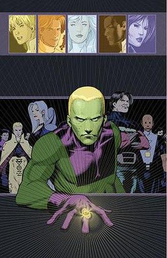 Brainiac 5 - Image: Brainiac 5