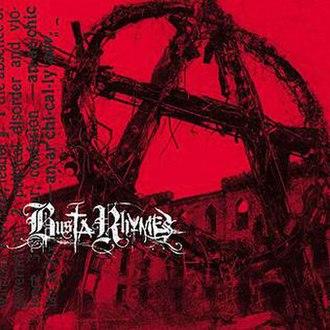 Anarchy (Busta Rhymes album) - Image: Bustabuss anarchy