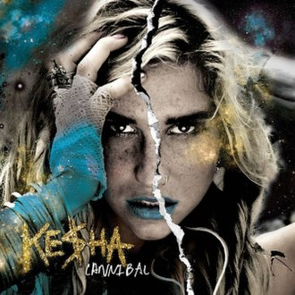 Cannibal (EP) - Image: Cannibal cover