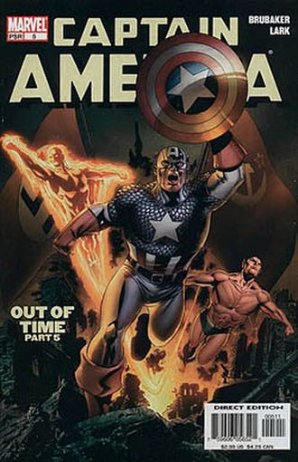 Captain America's shield - Image: Captain America v 5 5