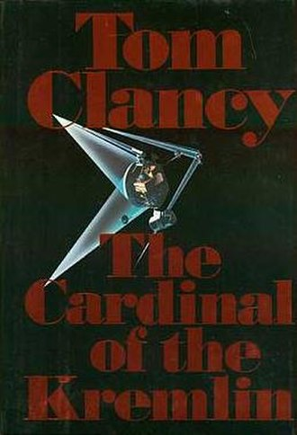 The Cardinal of the Kremlin - First edition cover