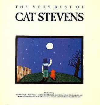 The Very Best of Cat Stevens - Image: Cat Stevens The Very Best Of 292661