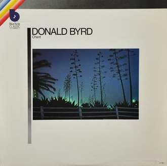 Chant (Donald Byrd album) - Image: Chant alternate cover