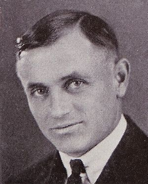 Charles B. Hoyt - Hoyt from the 1925 Michiganensian
