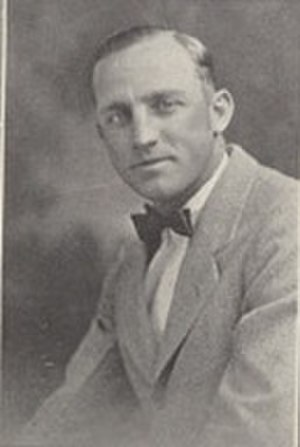 Charlie T. Black - Black from 1928 Cornhusker
