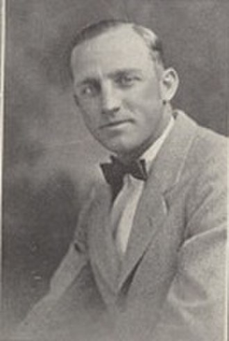 Charlie T. Black - Black from 1928 Cornhusker