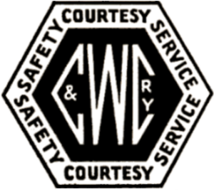 Charleston and Western Carolina Railway - Image: Charleston and Western Carolina Railway (logo)