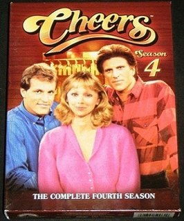<i>Cheers</i> (season 4) season of television series