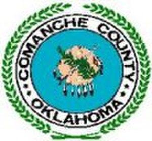 Comanche County, Oklahoma - Image: Comanche County ok seal