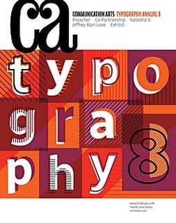 <i>Communication Arts</i> (magazine) American trade journal
