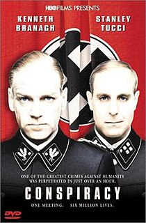 <i>Conspiracy</i> (2001 film) 2001 television film by Frank Pierson