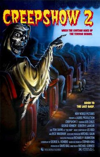 Creepshow 2 - Theatrical release poster