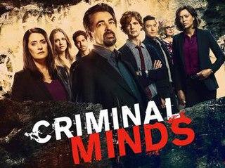 <i>Criminal Minds</i> (season 15) Season of television series Criminal Minds