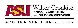 Walter Cronkite School of Journalism and Mass Communication - Image: Cronkiteschool