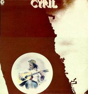 <i>Cyril</i> (album) 1973 studio album by Cyril Havermans