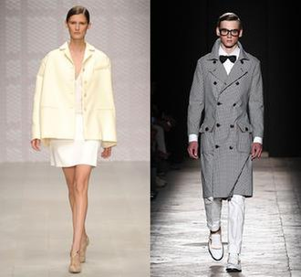 DAKS - Looks from DAKS' SS13 shows