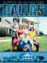 Dallas (1978 TV series) season 2 - Wikipedia, the free encyclopedia