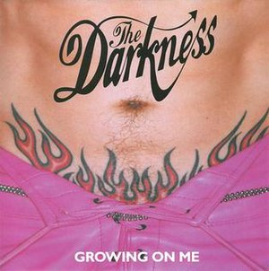Growing on Me - Image: Darknessgrowingonme