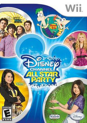 Disney Channel All Star Party - Image: Disney Channel All Star Party