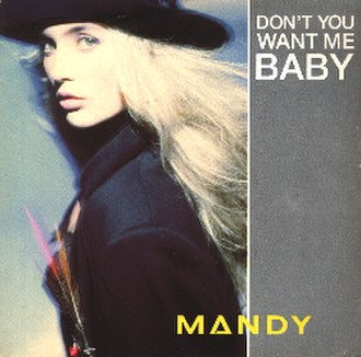 Don't You Want Me - Image: Dont You Want Me Baby Mandy