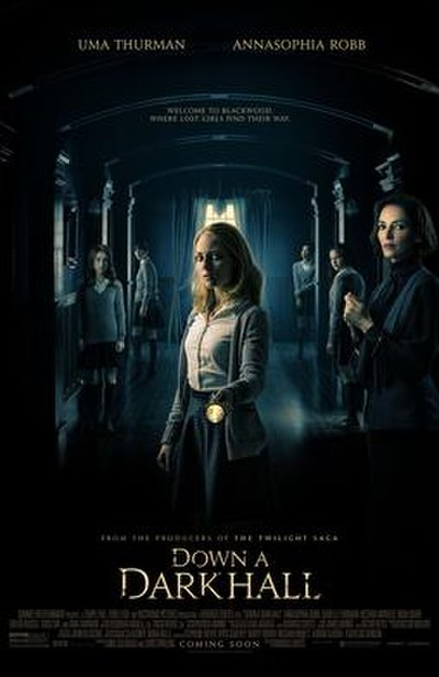 Picture of a movie: Down A Dark Hall