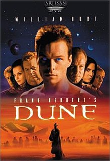 <i>Frank Herberts Dune</i> 2000 three part TV mini-series directed by John Harrison