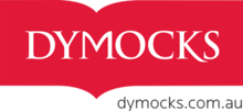 Dymocks Booksellers Logo.png