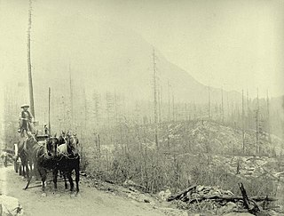 Eagle Pass (British Columbia) mountain pass