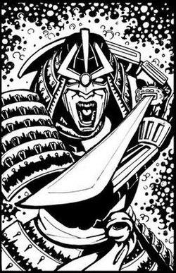 Ebon Samurai - Wikipedia