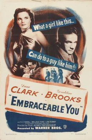 Embraceable You (film) - Image: Embraceable You Film Poster