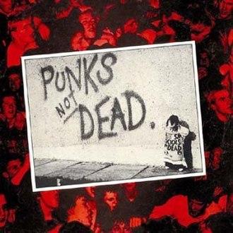 Punks Not Dead - Image: Exploited pnd